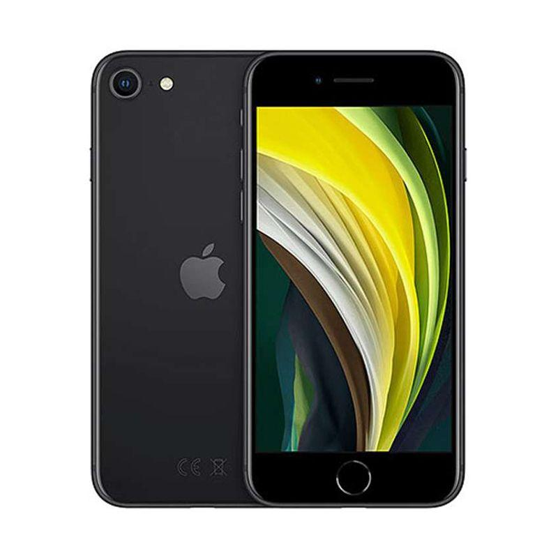 harga Apple iPhone SE (2020) (Black, 128 GB) Blibli.com