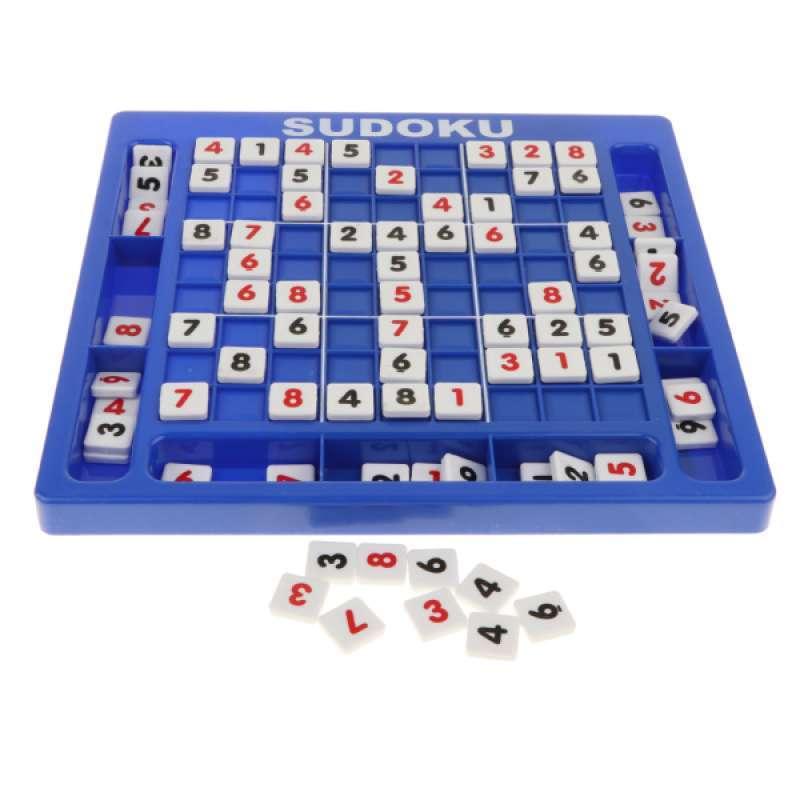 Jual Number Puzzle Sudoku Board Game Digital Chess Math Block Toy Kid Educational Online November 2020 Blibli Com