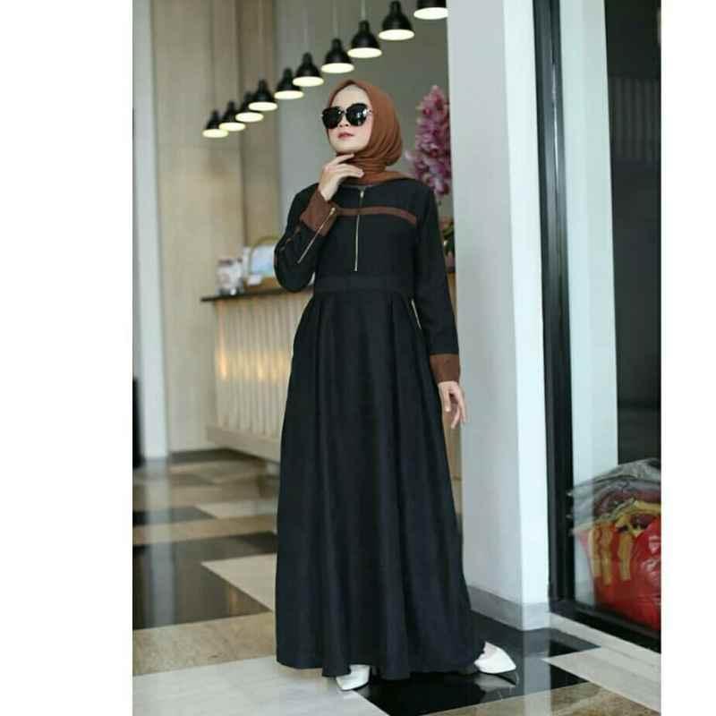 Jual Sella Dress Gamis Maxi Pakaian Wanita Baju Muslim Online Maret 2021 Blibli