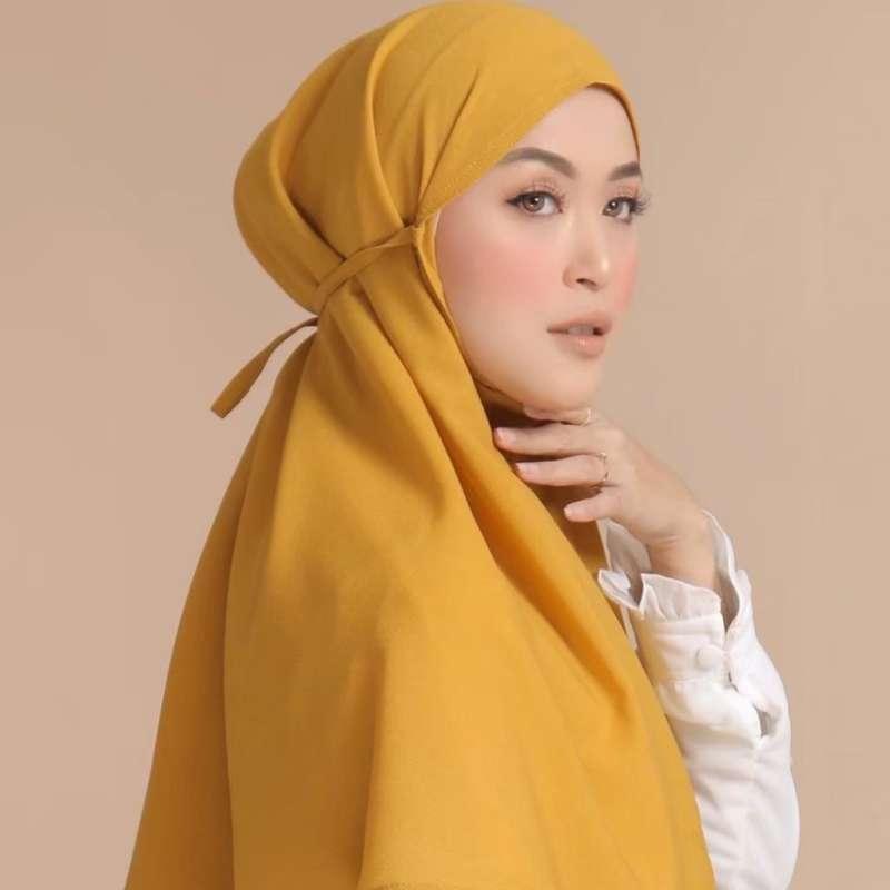 Jual Bergo Instan Menutupi Dada Jilbab Kerudung Bergo Maryam Jumbo Diamond Scrap Online November 2020 Blibli