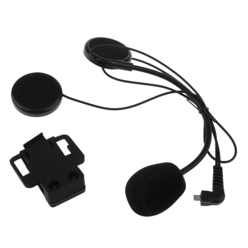 Jual Headset Speaker Accessory For Bluetooth Motorcycle Intercom Interphone Terbaru Juli 2021 Blibli