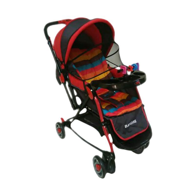 harga Babydoes Bandre CH282 Stroller - Merah Blibli.com