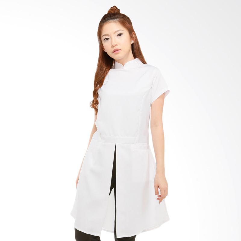 GatsuOne Miyaki Blouse - White