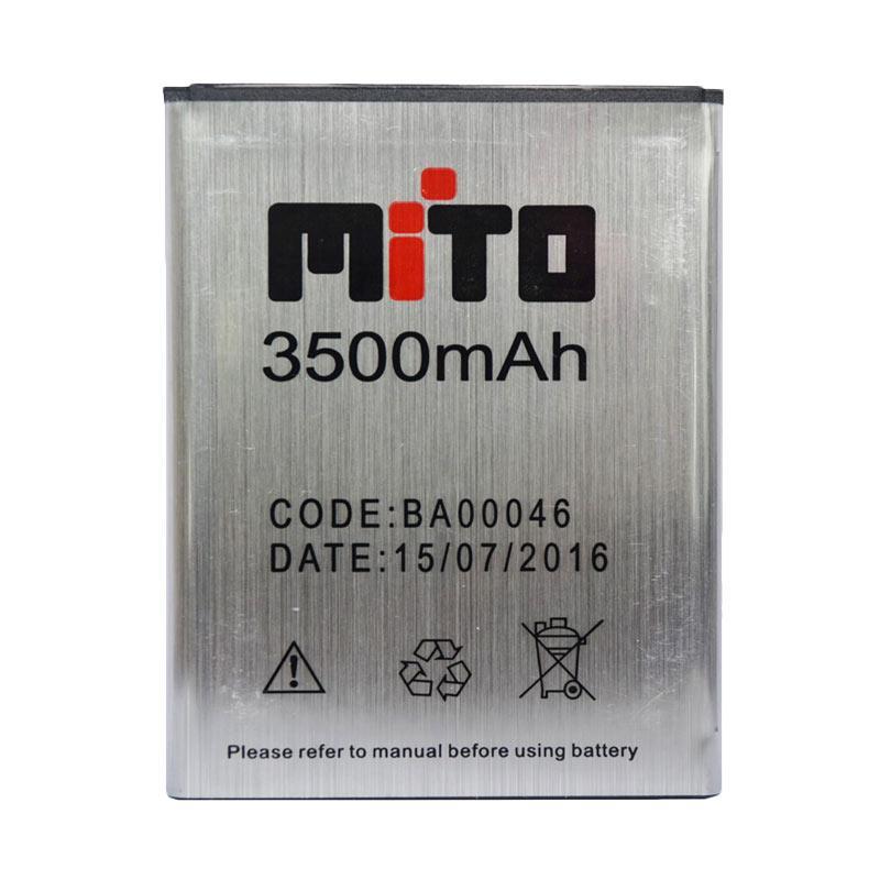 Mito BA00046 Baterai for Fantasy A50 - Silver