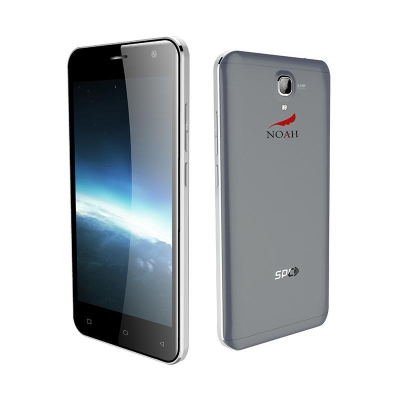SPC Noah S12 Mercury Smartphone - Grey