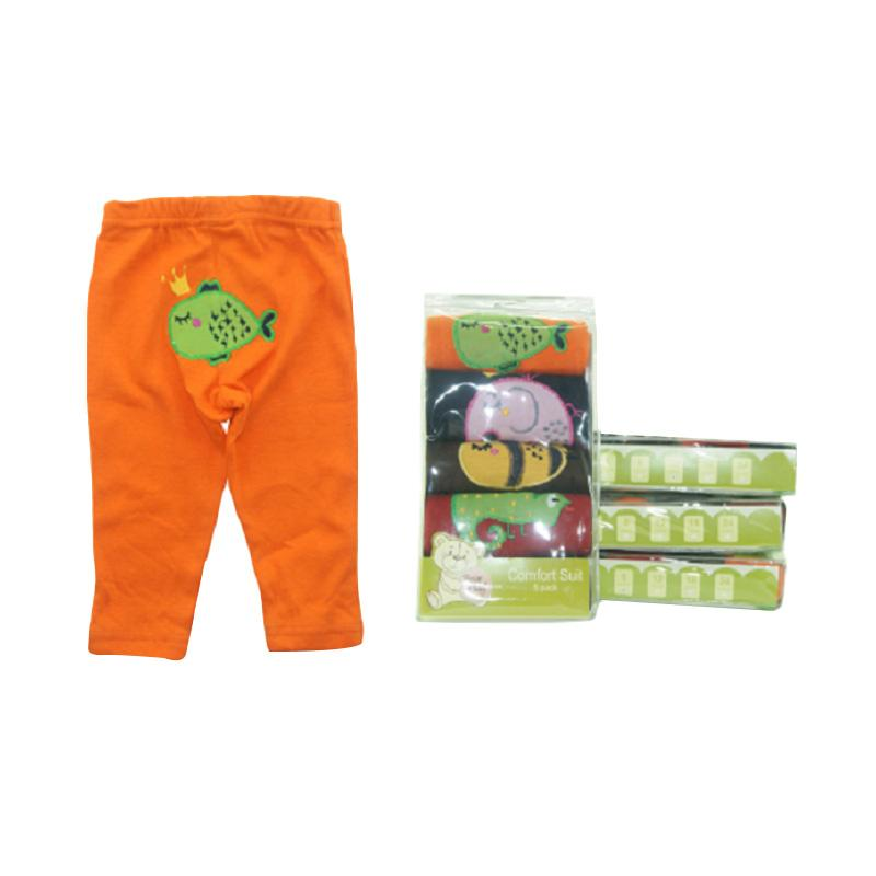 Bearhug Pants Celana Anak [5 pcs] - Multi Colour