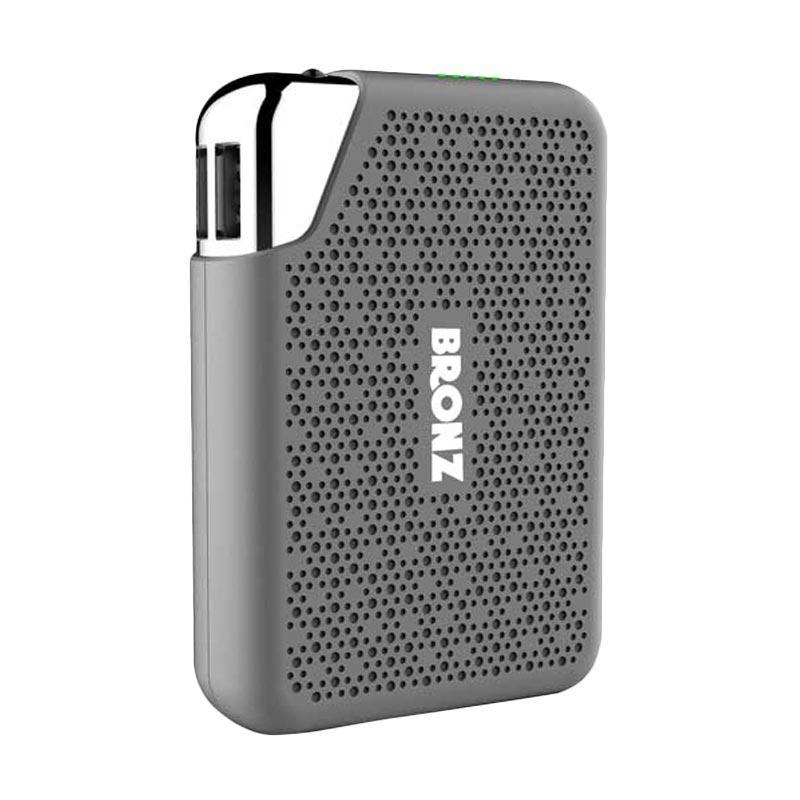 Hippo Bronz X Powerbank - Grey [12500 mAh]