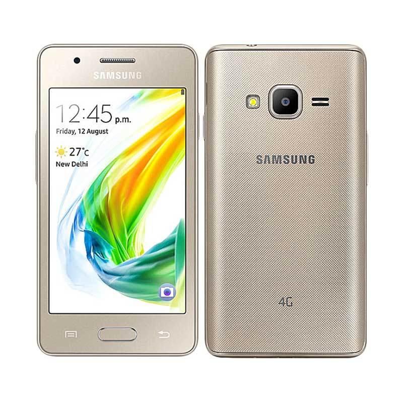 Samsung Z2 Smartphone - Gold [8 GB/1 GB]