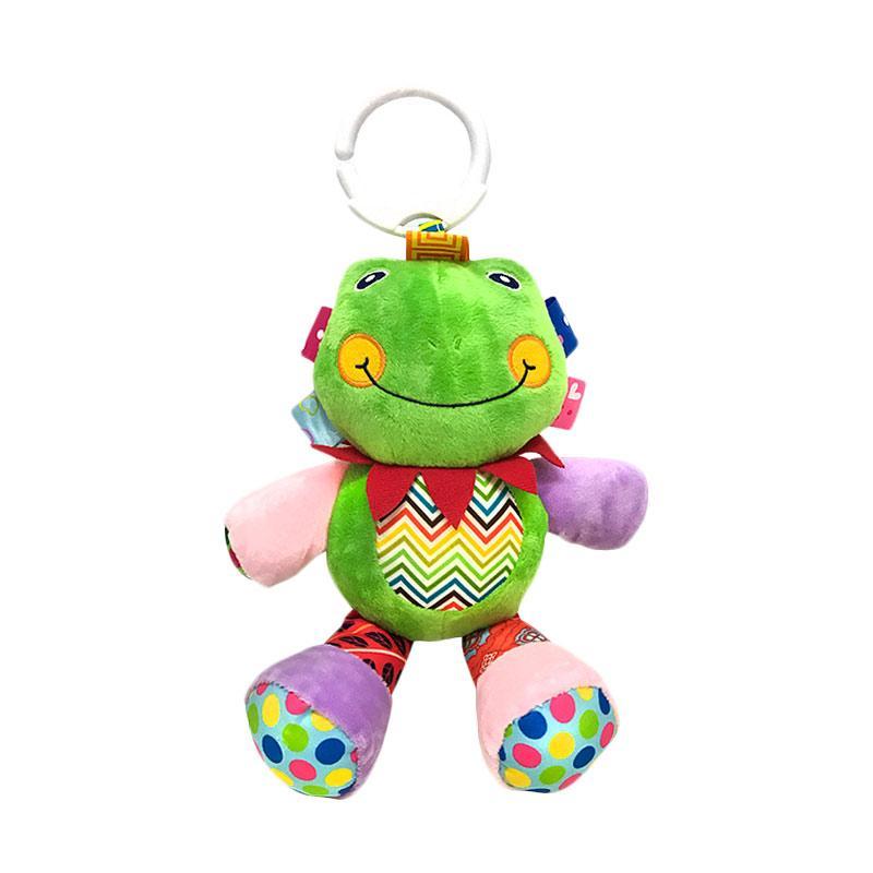 Jolly Baby Boneka Musik Mainan Anak - Frog