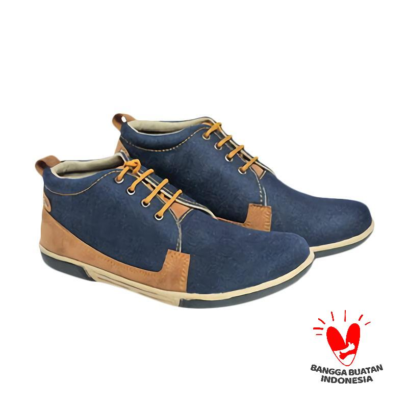 Spiccato SP 530.01 Sepatu Boots Pria
