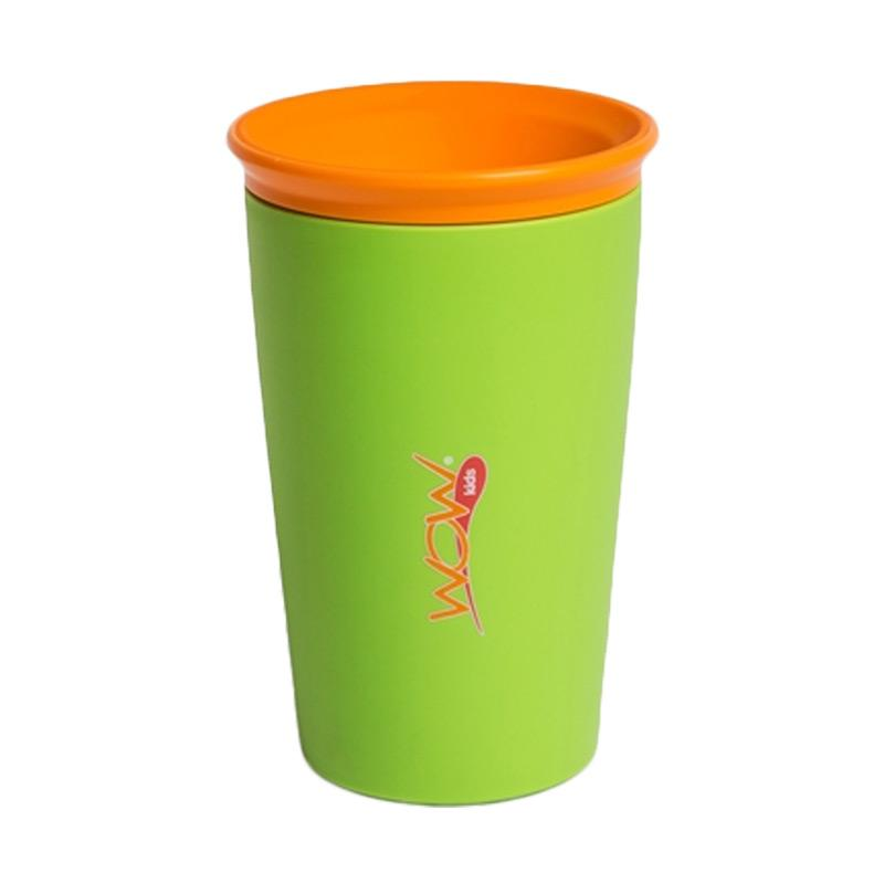 Wow Cup for Kids - Green - Gelas Minum Anak