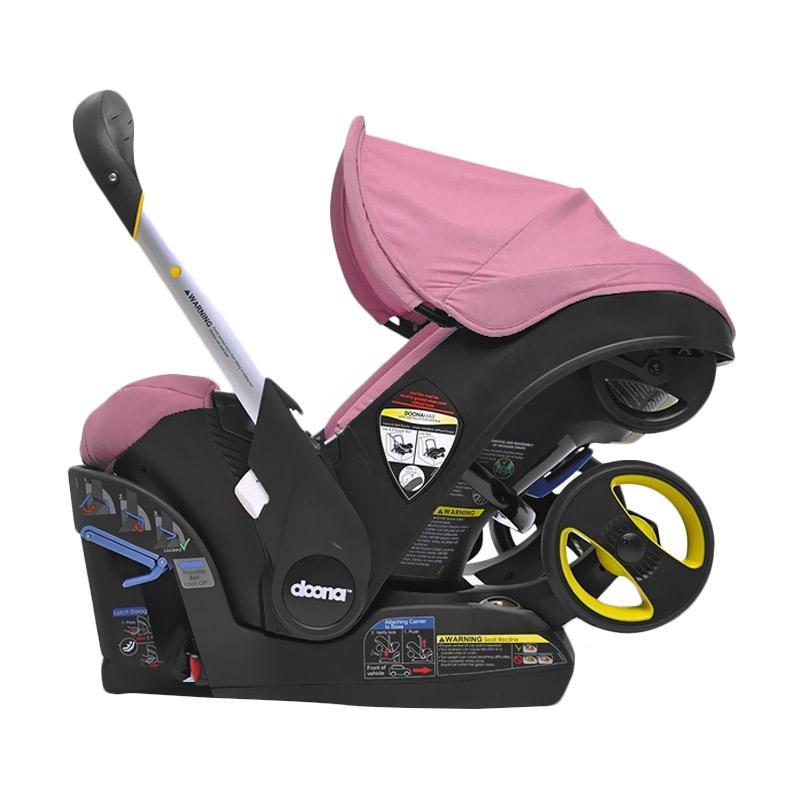 Doona Car Seat Stroller - Sweet Pink