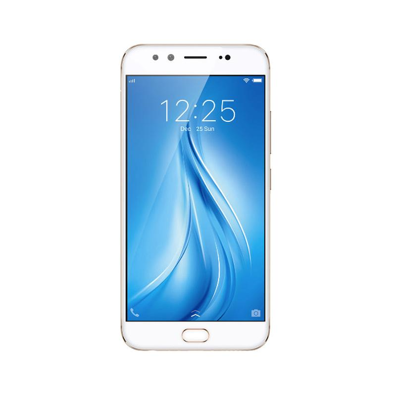 Vivo V5 Plus Smartphone - Gold [64GB/4GB]