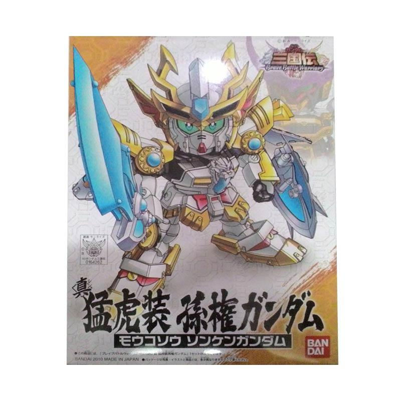 Bandai SD BB 023 Shin Mokoso Sonken Gundam Model Kit
