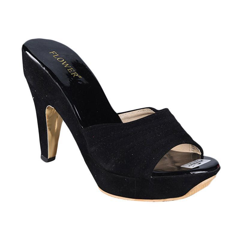 Sepatu SN 170 High Heels Wanita - Hitam