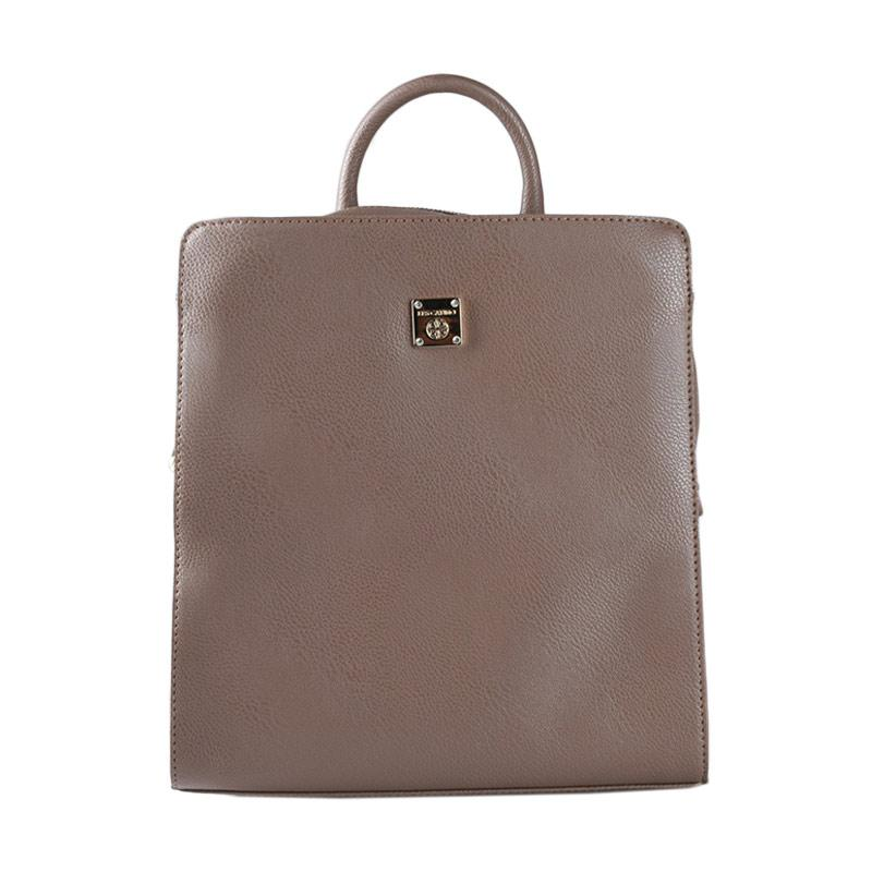 Les Catino Curona Backpack - Toffee