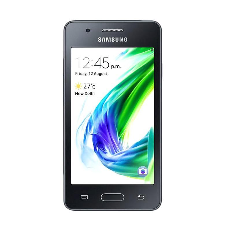 Samsung Z2 Smartphone - Black [8GB/ 1GB]
