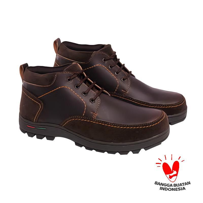 Spiccato SP 504.04 Sepatu Boots Pria