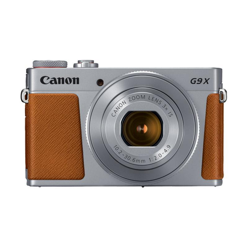 Canon Power Shot G 9X Mark II Silver