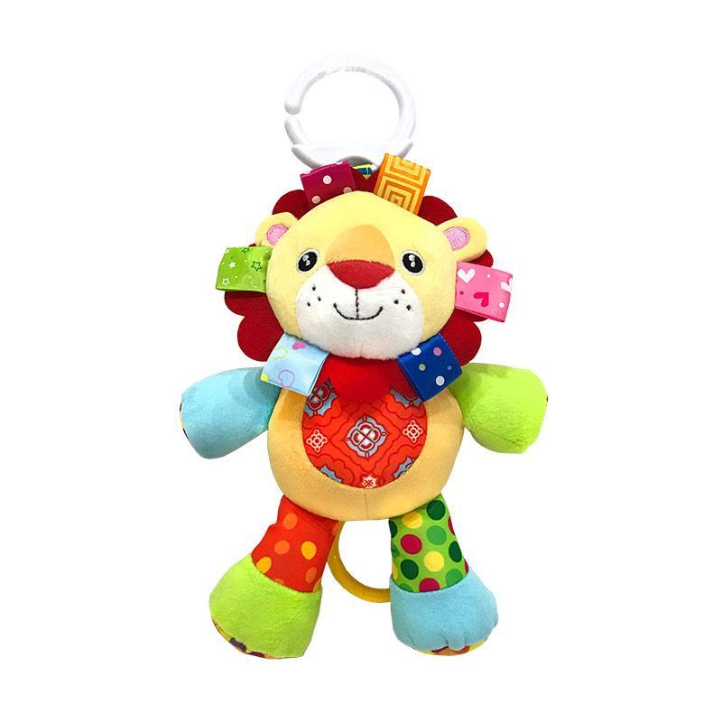 Jolly Baby Boneka Musik Mainan Anak - Lion