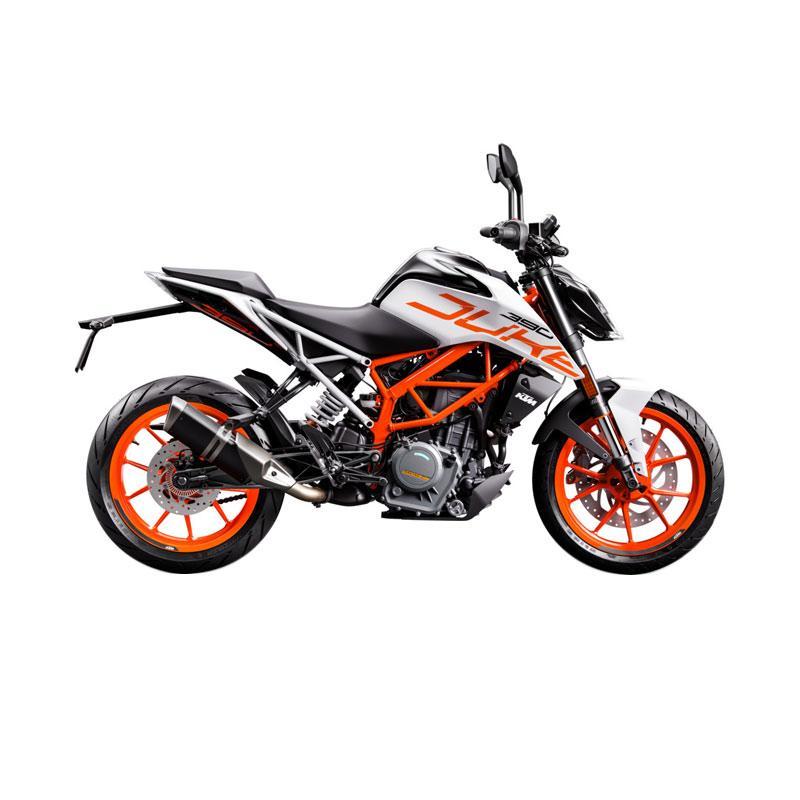 harga Indent - KTM New Duke 390 Sepeda Motor - Black White Blibli.com