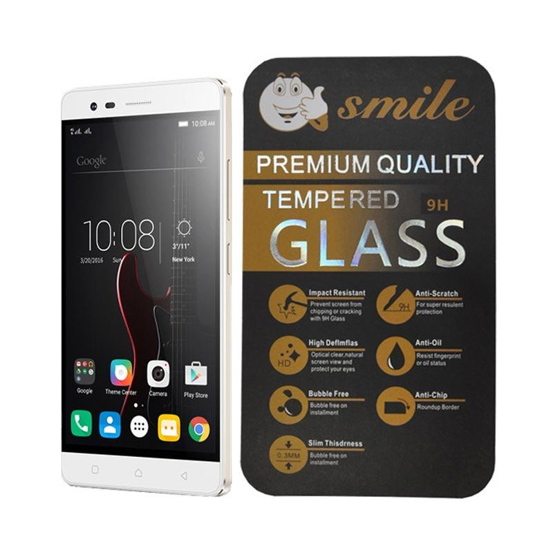 Smile Tempered Glass Screen Protector for Lenovo K5 Note