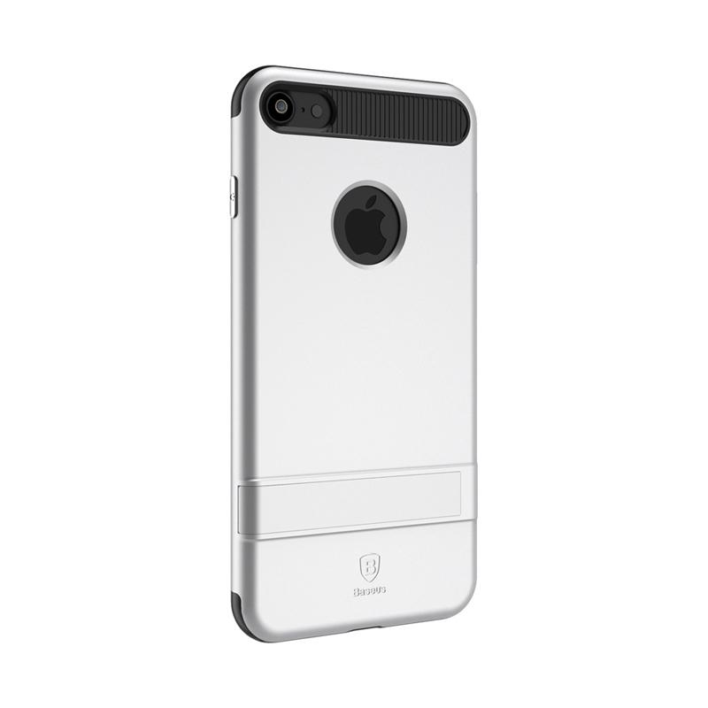Baseus iBracket Casing for iPhone 7 - Silver