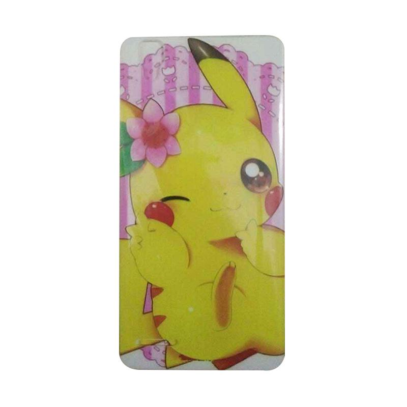 FDT TPU Pokemon 008 Casing for Oppo F1 or A35
