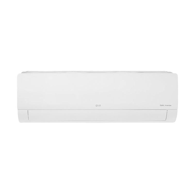 harga LG T13EMV Dual Cool Series AC Inverter [1.5 PK] Blibli.com