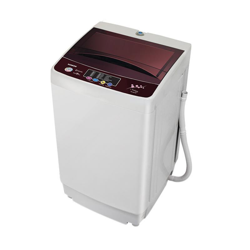 SANKEN AWS855PP Mesin cuci [1 Tabung/6.5 kg]