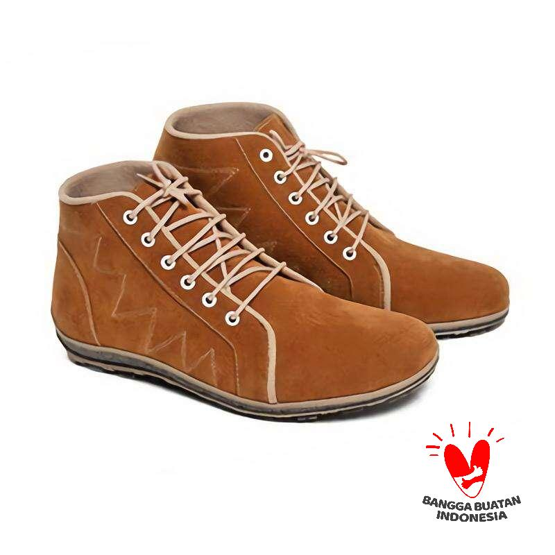 Spiccato SP 553.04 Sepatu Boots Pria