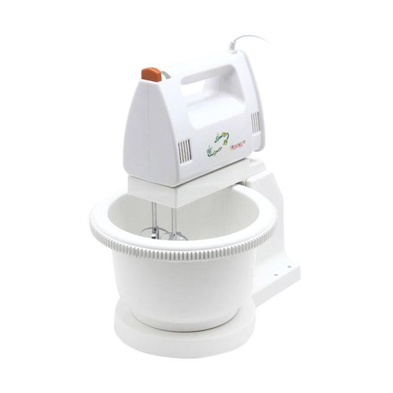 Trisonic T1505 Stand Mixer - Putih