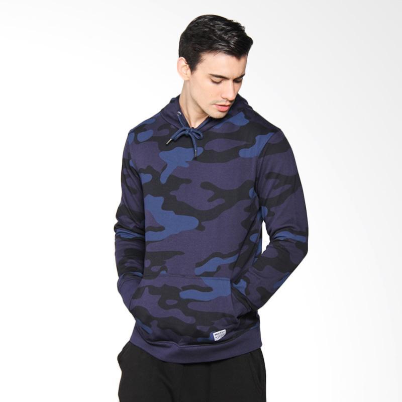 Moutley Men Jacket - Blue 301041715