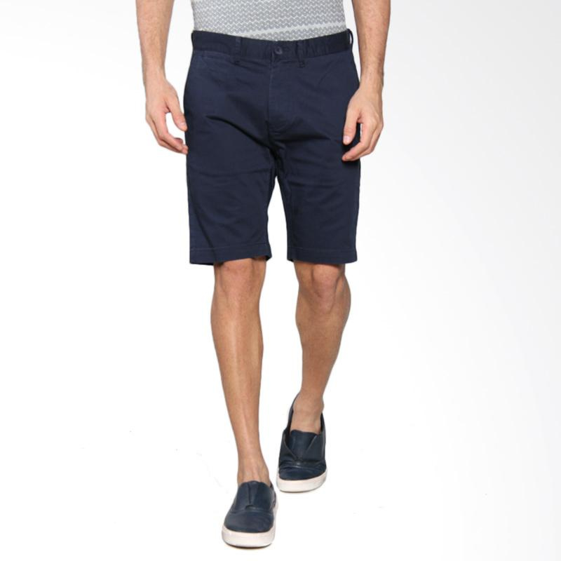 Greenlight Men 2 Relaxed Casual Short Pants - Blue [208051714]