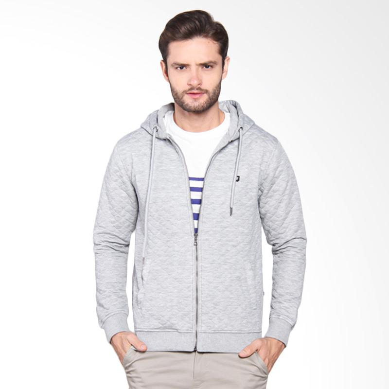 Famo Relaxed Classic Jacket - Grey [533051715]