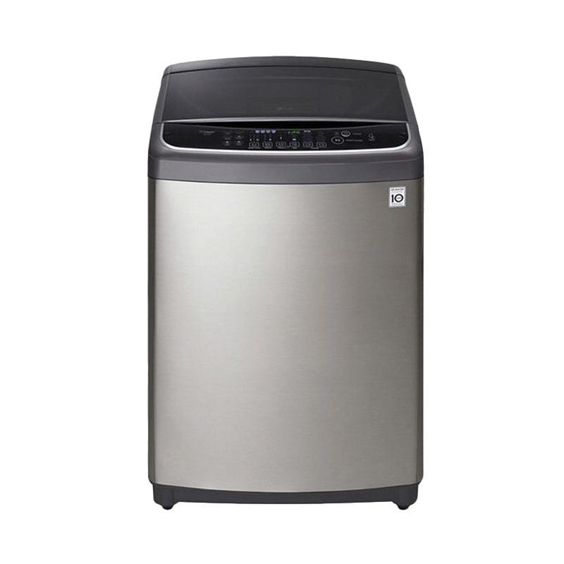 harga LG T2112VSSAV Mesin Cuci [12 Kg/Top Loading] Khusus Jabodetabek Blibli.com