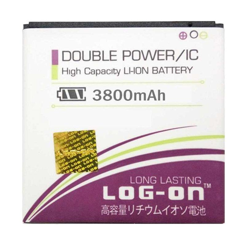 Log On Double Power Baterai for Evercross R6 Winner Y [3800 mAh]