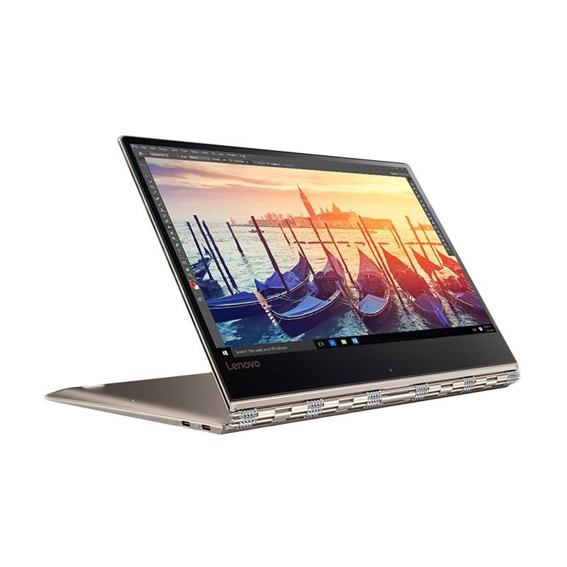 Lenovo Notebook Yoga 910 - 80VF000JID Notebook - Champage Gold [i7-7500/ 16GB/ 512 GB SSD/ Windows 10]