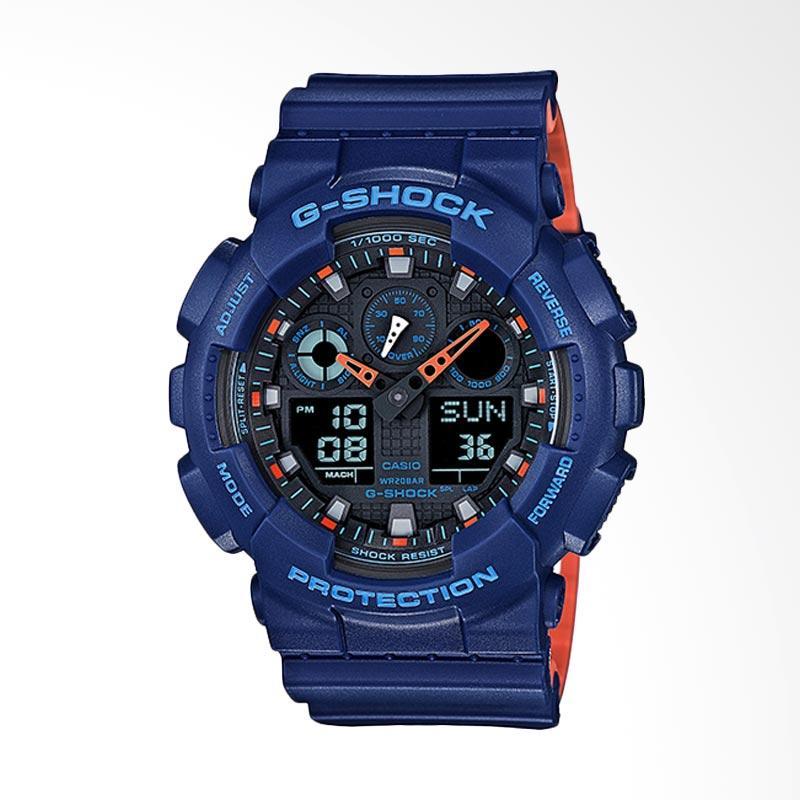 Casio G-Shock Jam Tangan Pria GA-100L-2ADR