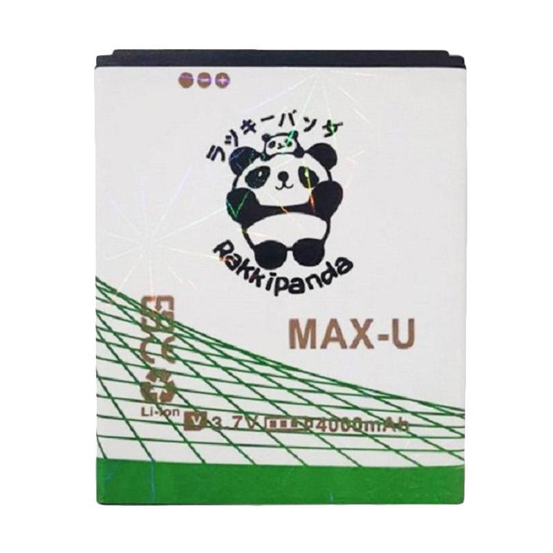 RAKKIPANDA Battery Double Power IC for Andromax Max U