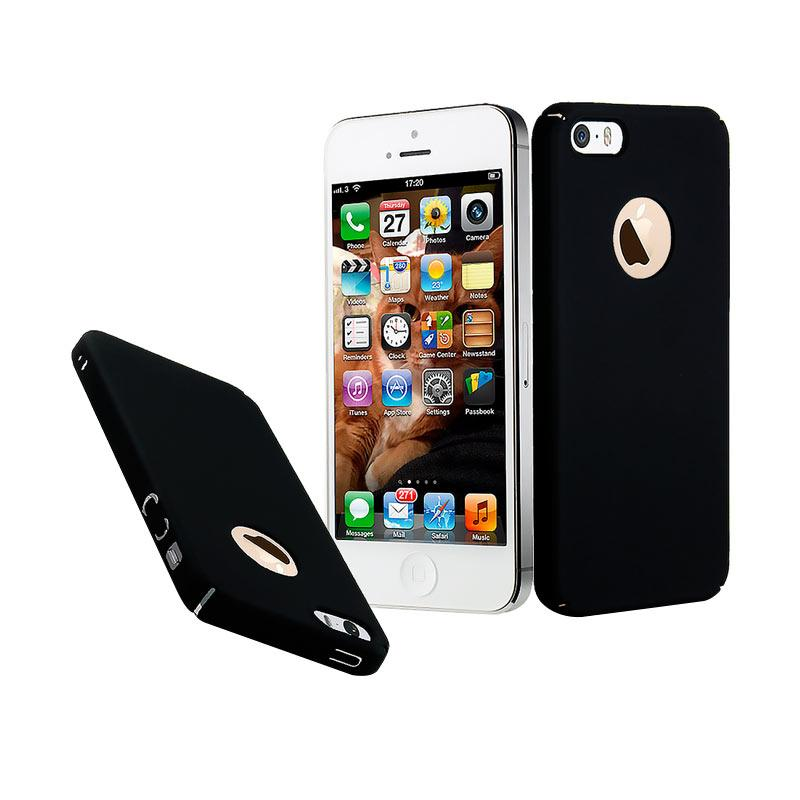 Baby Skin Ultra Thin Hardcase Casing for iPhone 5s - Black