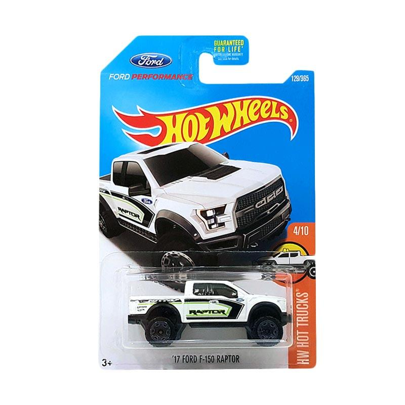 Jual Hot Wheels 17 Ford F 150 Raptor Diecast Online Juni 2020