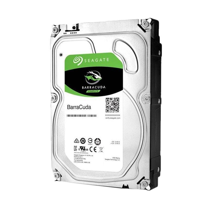 Seagate Barracuda Harddisk Internal PC [1 TB/ 3.5 Inch/ Garansi 2 Tahun]