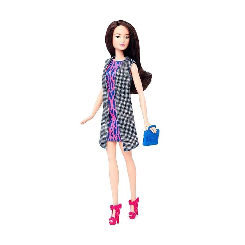 harga Barbie Fashionistas #36 Doll and Fashion Chic A Wink Mainan Anak Blibli.com