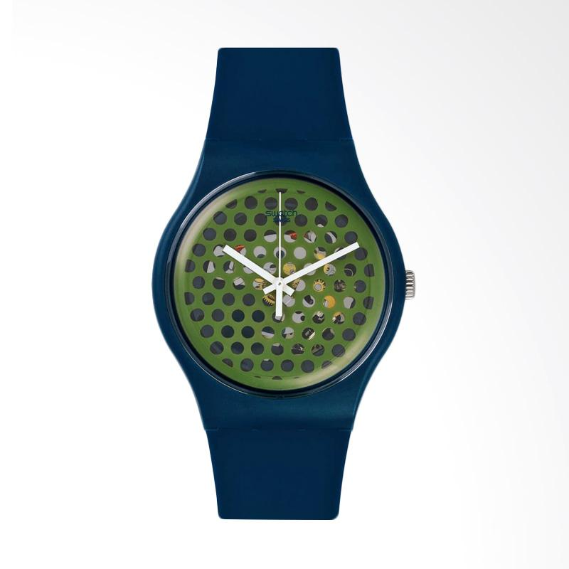 Swatch Buchetti Jam Tangan Pria - Biru Suon113