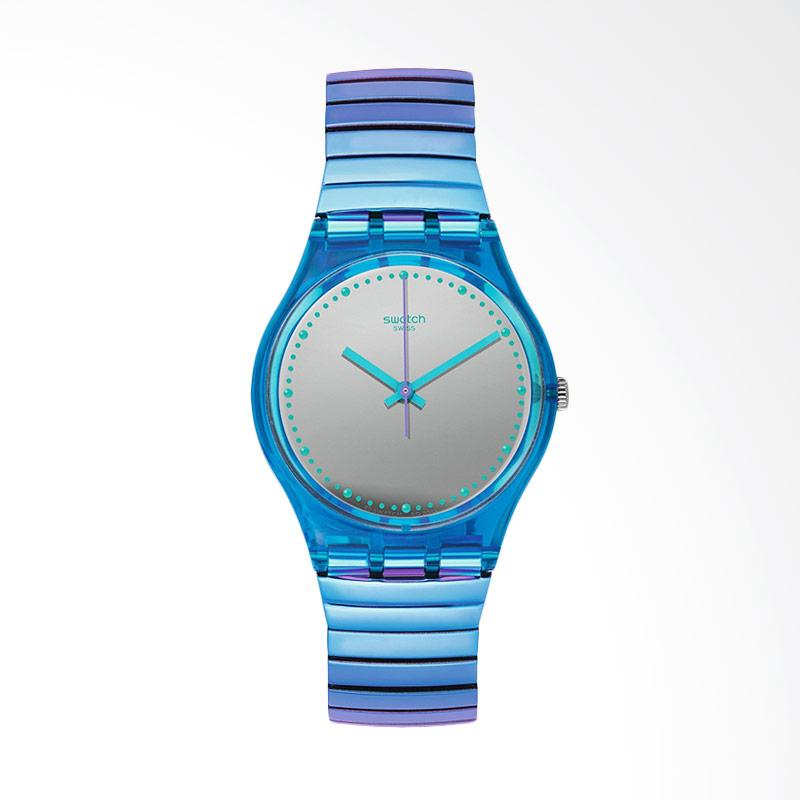 Swatch GL117B Flexicold S Jam Tangan Pria - Biru