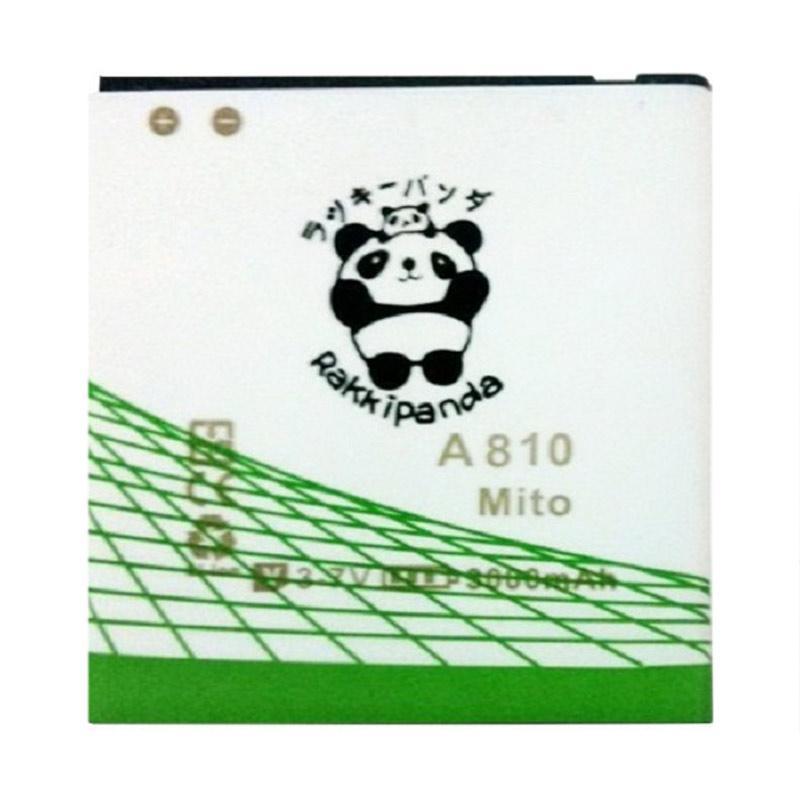 RAKKIPANDA Double Power & IC Battery for Mito A810 or Mito A210 [BA00051]