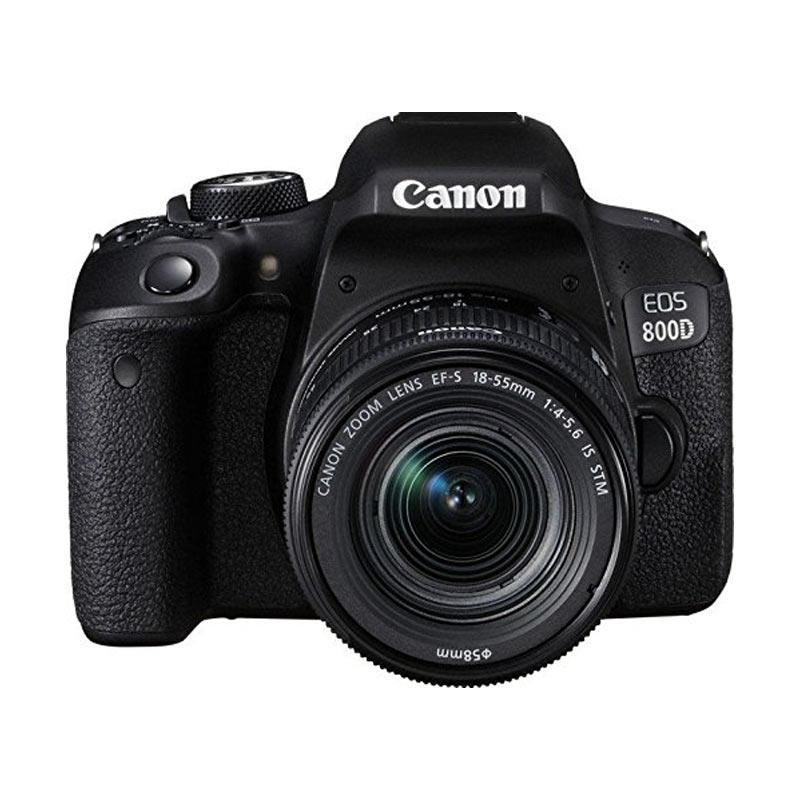 Canon EOS 800D Kit 18-55mm IS STM Kamera DSLR