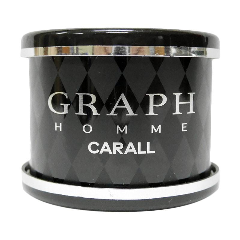 Carall Graph 1597 Platinum Shower Car Air Freshener Parfum Mobil