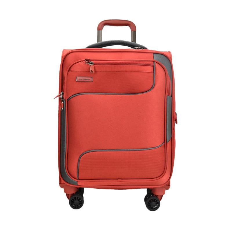Hush Puppies 693136 Soft Spinner Case Luggage Koper [24 Inch]